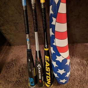 Easton Other - Easton S3 bats! Brand New Various 31 inch
